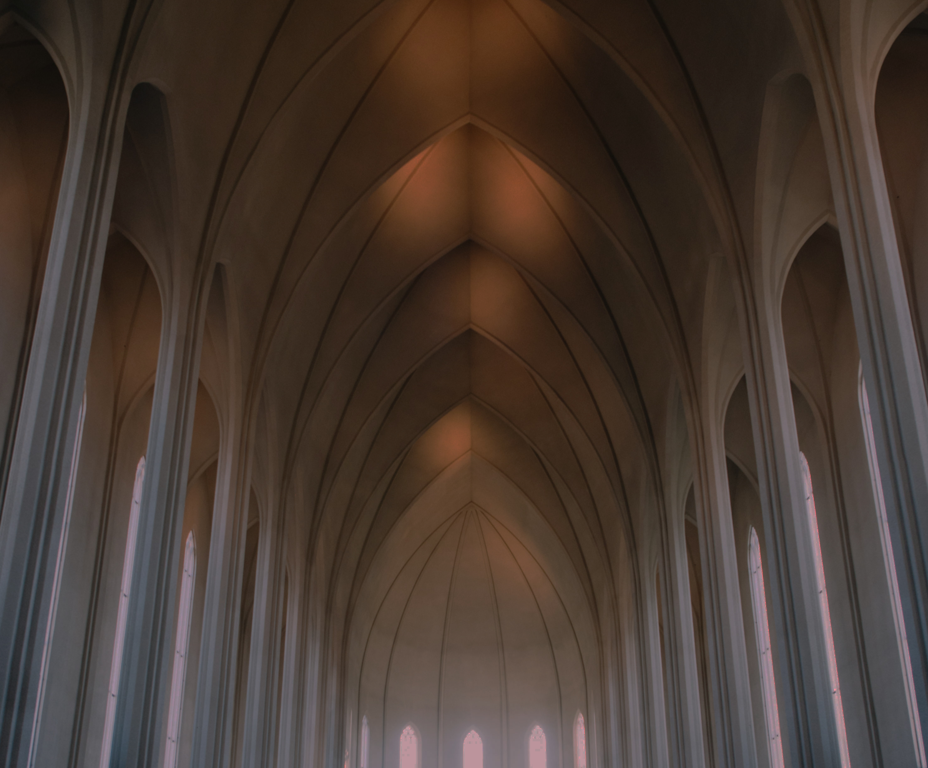 ABOUT CHAPTERHOUSE CONSULTING - CHURCH CEILING